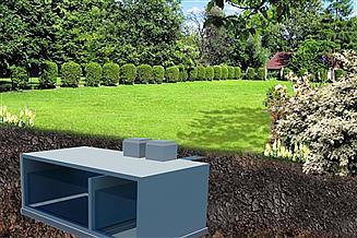 Projekt zbiornika na gnojowicę WB-3843