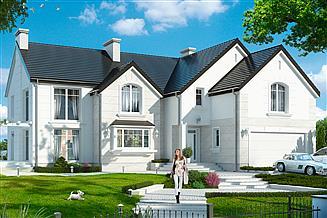 Projekt domu Willa Anna Maria