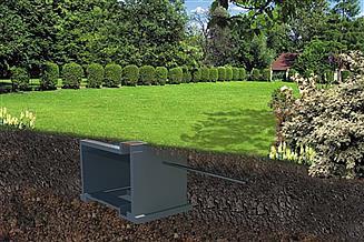 Projekt zbiornika na gnojowicę WB-3892