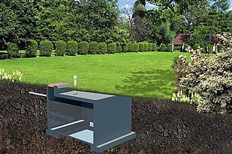 Projekt zbiornika na gnojowicę WB-4920