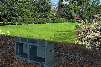 Projekt zbiornika na gnojowicę WB-4921