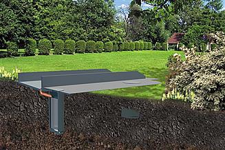 Projekt zbiornika na gnojowicę WB-5720
