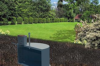 Projekt zbiornika na gnojowicę WB-6017