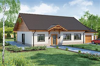 Projekt domu Atlant PS