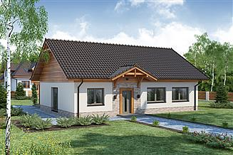 Projekt domu Atlant 3 PS