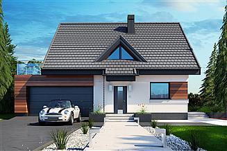 Projekt domu Lolek N 2G