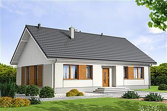 Projekt domu Daktyl 2 Modern