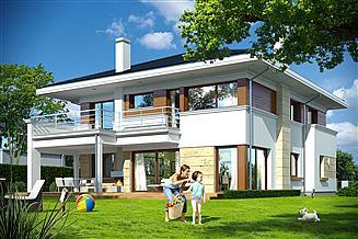 Projekt domu Oceanic
