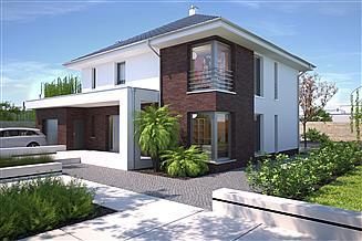Projekt domu Carrara II DCP332a