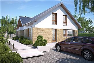 Projekt domu Rodez II DCP328a