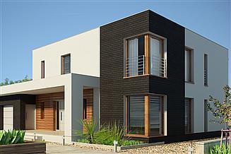 Projekt domu Carrara DCP332