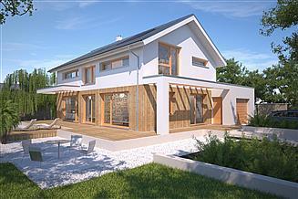 Projekt domu Bergamo DCP343