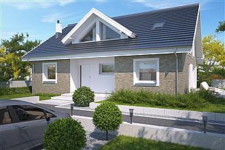 Projekt domu Rodez DCP328