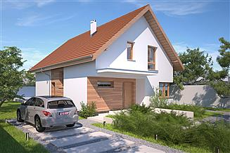 Projekt domu Porto DCP341
