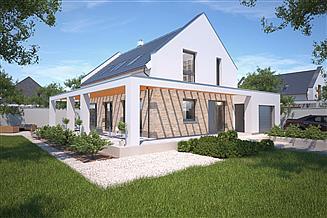 Projekt domu Bergamo II DCP343a