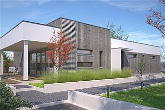 Projekt domu Edison DCB108