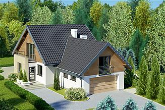 Projekt domu Dom przy Cyprysowej 41