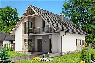 Projekt domu HG-N3