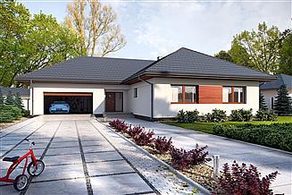 Projekt domu Driada 6