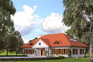 Projekt domu Tercja 7