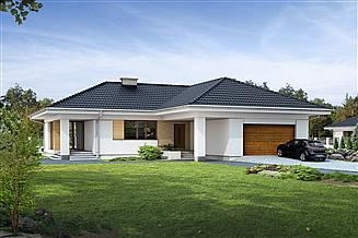 Projekt domu Ambrozja 4
