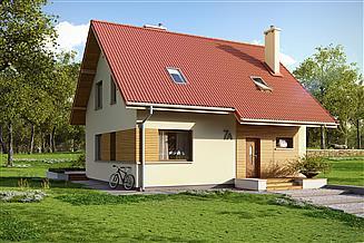 Projekt domu Kulczyk 2