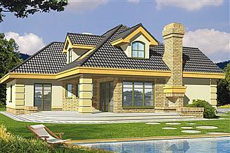 Projekt domu Lawenda AE