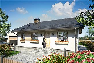 Projekt domu Remik III