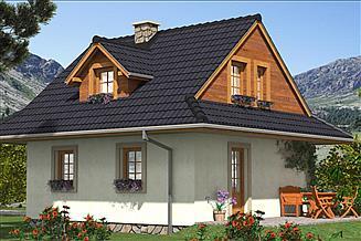 Projekt domu L-38 Dom tradycyjny