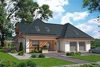 Projekt domu Vitoria projekt domu mieszkalnego
