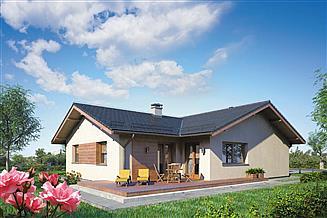 Projekt domu Vincent
