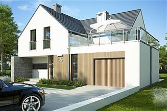 Projekt domu Oliwier