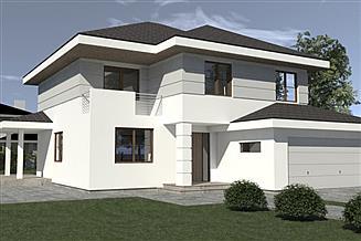 Projekt domu DN 052