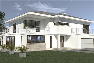 Projekt domu DN 007a
