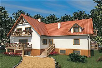 Projekt domu Cyja