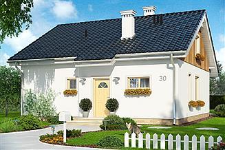 Projekt domu Zosia 2