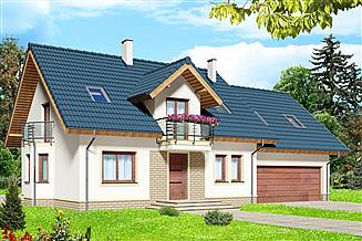 Projekt domu Izadora II