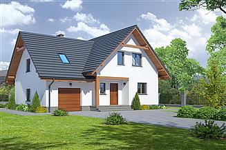 Projekt domu Gładyszów 36 Dws