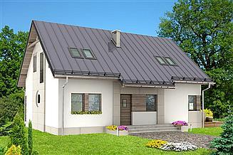 Projekt domu HG-N3A