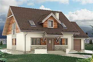 Projekt domu HG-I18E