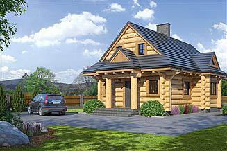Projekt domu Rytowo Dw9
