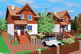Projekt domu Tom