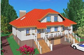 Projekt domu Osd