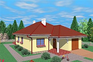 Projekt domu Orz