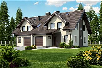 Projekt domu Trivento II Termo