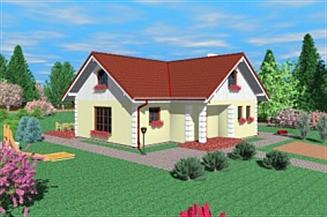 Projekt domu Sur