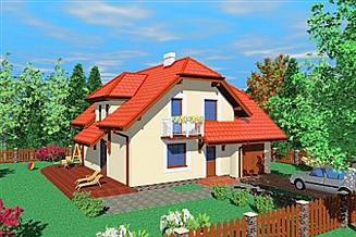 Projekt domu Dat