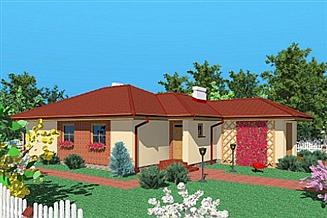 Projekt domu Wpa