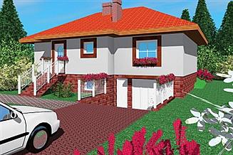 Projekt domu Ret