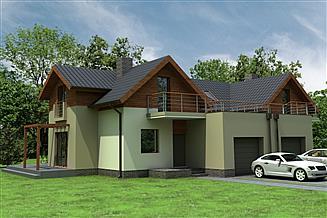 Projekt domu AH 012